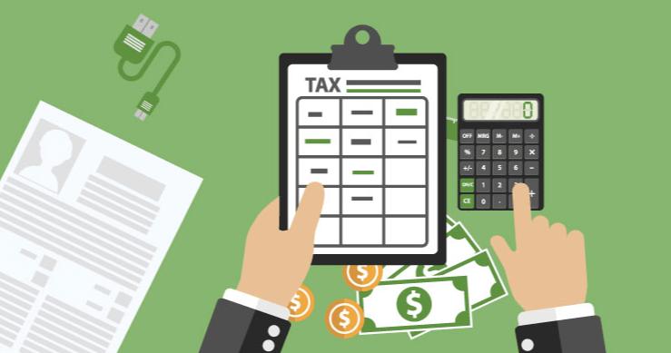 los impuestos están en todas partes incluso en las apuestas en línea