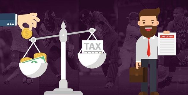 Deberíamos pagar impuestos cuando ganemos en las apuestas, pero ¿por qué?